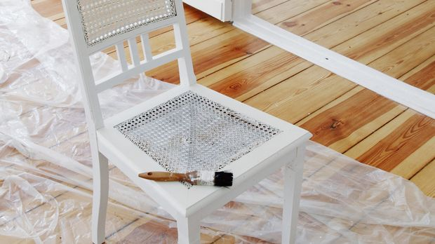 Alte Möbel Restaurieren Und Streichen Anleitung