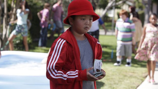 Versucht, sich den Respekt der Nachbarskinder zu verdienen: Eddie (Hudson Yan...
