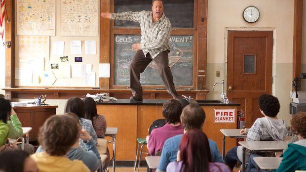 Ein Lehrer, der noch daran glaubt, dass man für seine Schüler kämpfen muss: S...