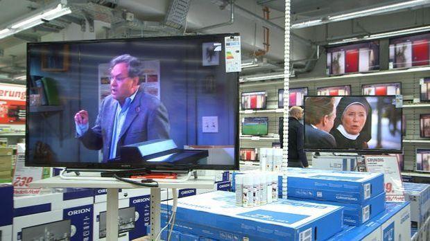 Wie billig darf es sein - Fernseher