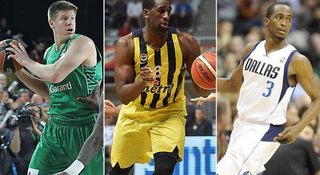 Ex-NBA-Spieler in der Euroleague - Bildquelle: imago / getty