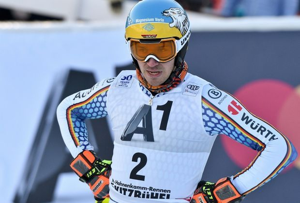Felix Neureuther startet bei WM-Riesenslalom