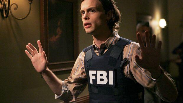 Das Verwirrspiel für Reid (Matthew Gray Gubler) und seine Kollegen geht weite...