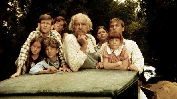 Die Waltons sind ihren Verwandten zu Hilfe geeilt, die von ihrem Land vertrie...