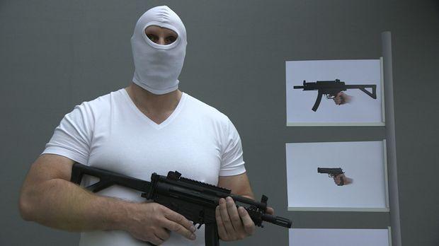 875 Millionen Handfeuerwaffen gibt es weltweit - drei Viertel davon gehören P...