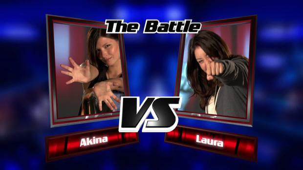 Akina vs. Laura
