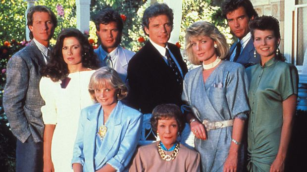 Falcon Crest © Warner Brothers
