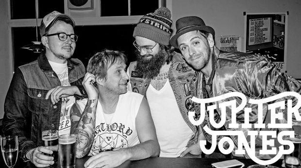 Jupiter Jones - Brüllende Fahnen Tour