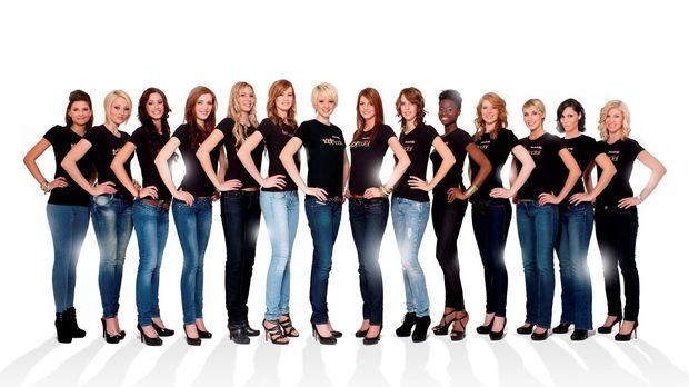 Austria's Next Top Model mit Lena Gercke - (3. Staffel) - Lena Gercke sucht