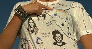 Star-Map-T-Shirt