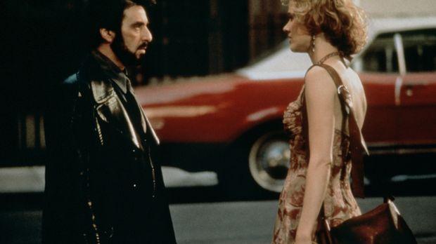 Der Ex-Drogendealer Carlito (Al Pacino, l.) möchte nach seiner Entlassung aus...