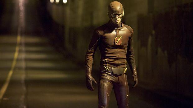 Muss sich mit einem neuen Metawesen auseinandersetzen: Barry alias The Flash...