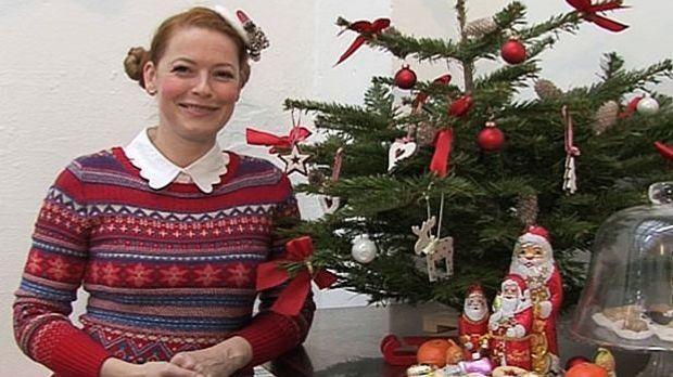 Enie backt Weihnachtsspecial mit leckeren Rezepten auf sixx.de
