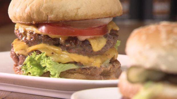 Fast Casual Burger