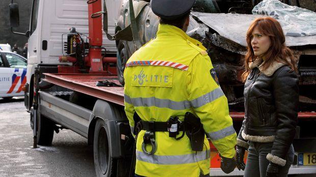 Ist die verkohlte Leiche in einem Autowrack, das in Frankreich gefunden wurde...
