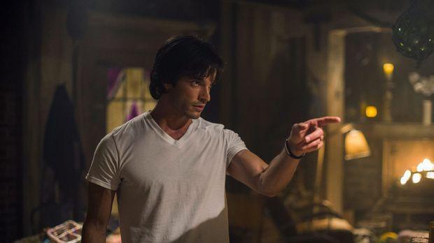 Killian (Daniel DiTomasso) macht eine verstörende Entdeckung, während Wendy m...