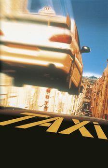 Taxi - TAXI - Artwork - Bildquelle: Tobis Film