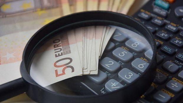Geld-Geldrechner