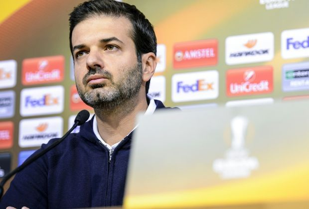 Panathinaikos-Trainer Stramaccioni zurückgetreten