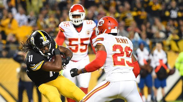 AFC Divisional Game: Steelers at Chiefs