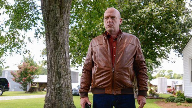 Mit ihm ist nicht zu spaßen: Big Jim (Dean Norris) ... © 2013 CBS Broadcastin...