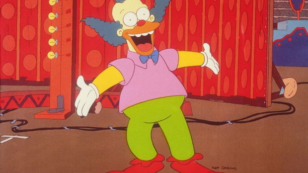 Bei seiner Abschiedsansprache sagt Krusty der Clown einfach mal die Wahrheit...
