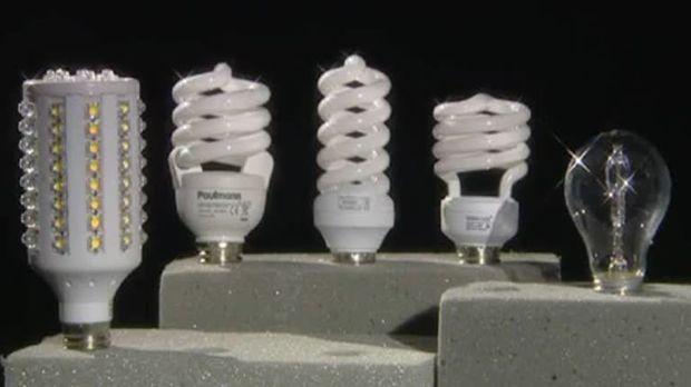 energiesparende lampen im test sat 1 ratgeber. Black Bedroom Furniture Sets. Home Design Ideas