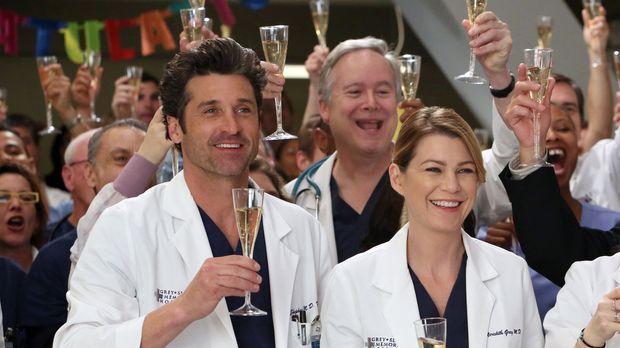 Als Cristina für den Harper Avery Award nominiert wird, wird sie von Meredith...