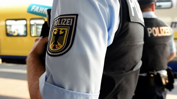 Bundespolizei_in_Hannover_dpa © dpa