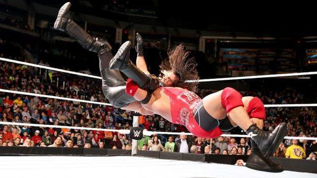 SmackDown 06. Dezember