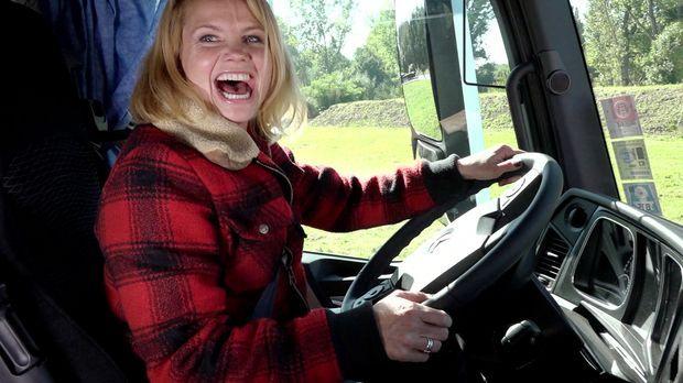 Die Truckerin