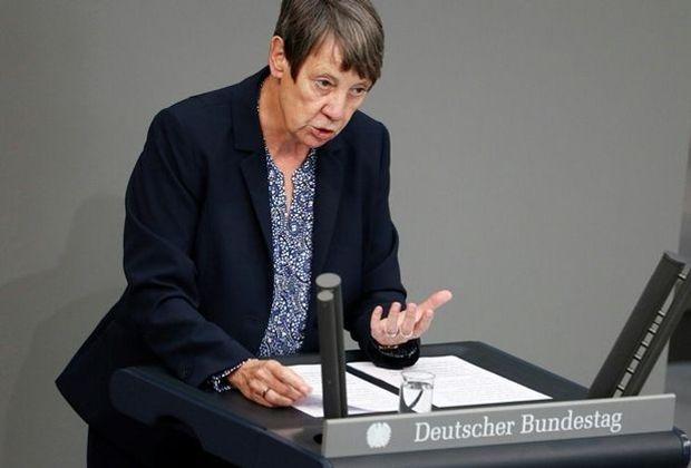 Barbara Hendricks stellte den Gesetzesentwurf vor