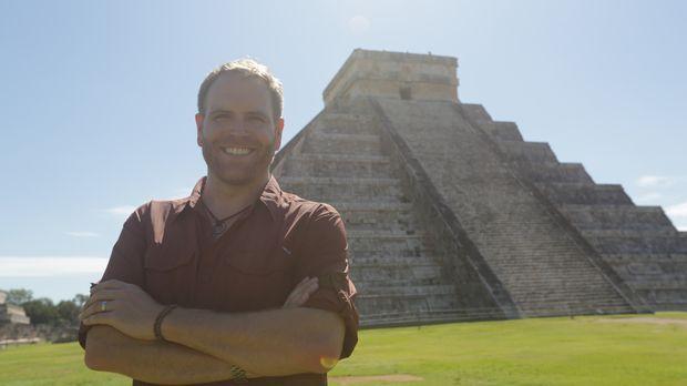Um den Untergang des Maya-Reichs ranken sich viele Theorien und Mythen. Josh...