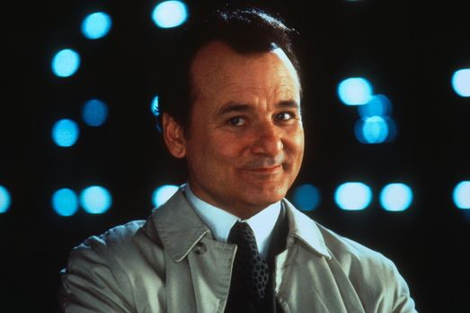 Agent Null Null Nix - Bill Murray in hirnloser Mission - Damit Wallace (Bill...