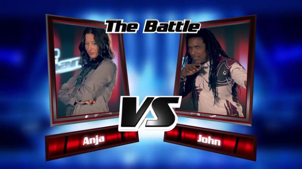 Anja vs. John