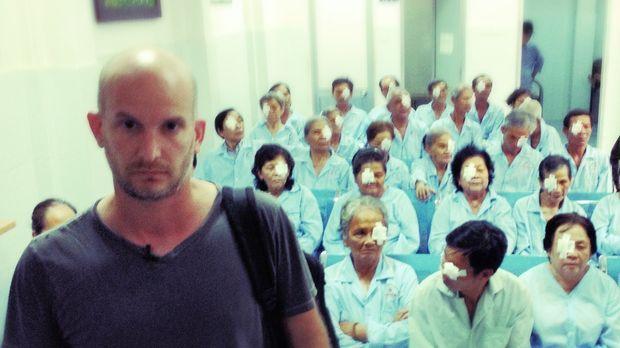 In Vietnam erlebt Leon einen ganz besonderen Moment ... © 2015 BIG MEDIA