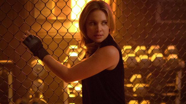 Nachdem Cami (Leah Pipes) die ultimative Waffe gegen die Mikaelsons verloren...