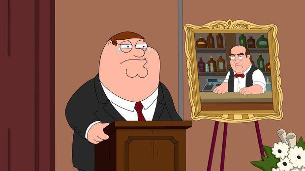Peter muss Abschied nehmen von Horace, der bei einem Baseballspiel ums Leben...