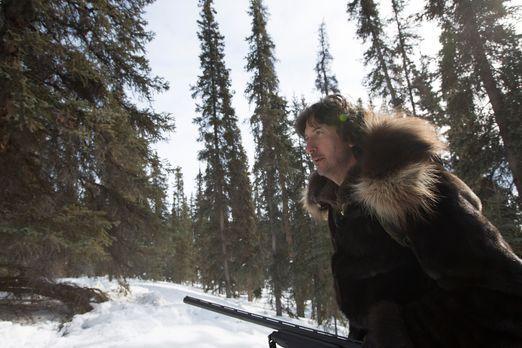 Life below Zero - Überleben in Alaska - Auf der Jagd: Glenn ... - Bildquelle:...