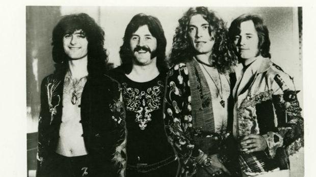 Led Zeppelin 2015