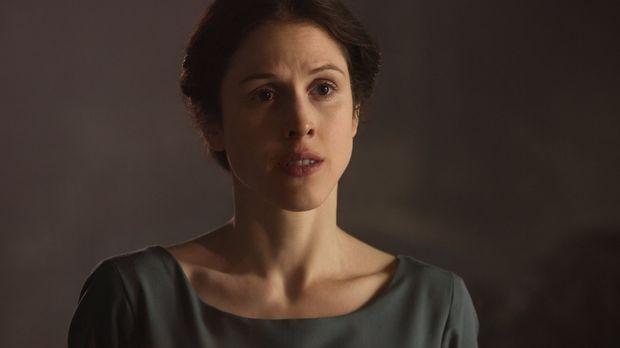 Verbissen kämpft Lady Margaret Beaufort (Amanda Hale) dafür, dass ihr Sohn Kö...