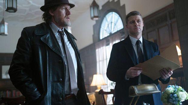 Ein durchgedrehter Biologielehrer treibt in Gotham sein Unwesen. Gordon (Ben...