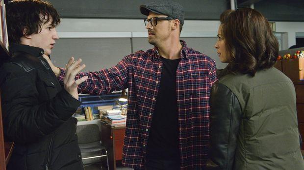Auf der Suche nach Liam müssen Vincent (Jay Ryan, M.) und Catherine (Kristin...