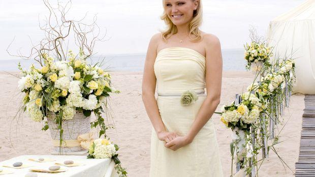 27 Dresses - Janes jüngerer Schwester Tess (Malin Akerman) reichen lediglich...