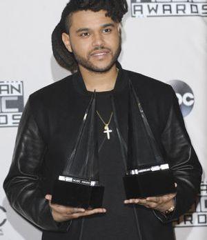 """Sänger """"The Weeknd"""" wird bei den GRAMMYs 2016 eine große Rolle spie..."""