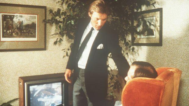 Lee (Bruce Boxleitner, l.) kommt zu spät: Der Schriftsteller Douglas Harriman...