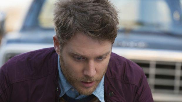 Muss Rebecca die Wahrheit über den Tod ihres Vaters sagen: Brian (Jake McDorm...