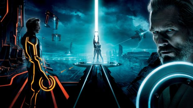 TRON: LEGACY - Artwork © Disney Enterprises, Inc.  All rights reserved