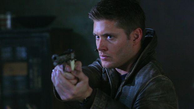 Erst spät erkennt Dean (Jensen Ackles), dass Gordon nichts Gutes im Sinne füh...