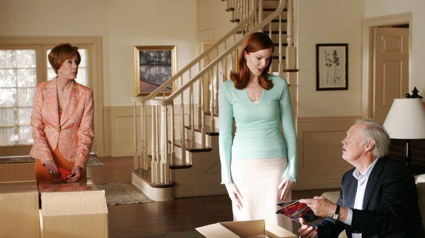 Während Carlos und Gabrielle ein befristetes Sorgerecht für das Baby zugespro...